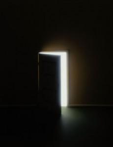 La puerta se abrió cuando yo ya estaba afuera