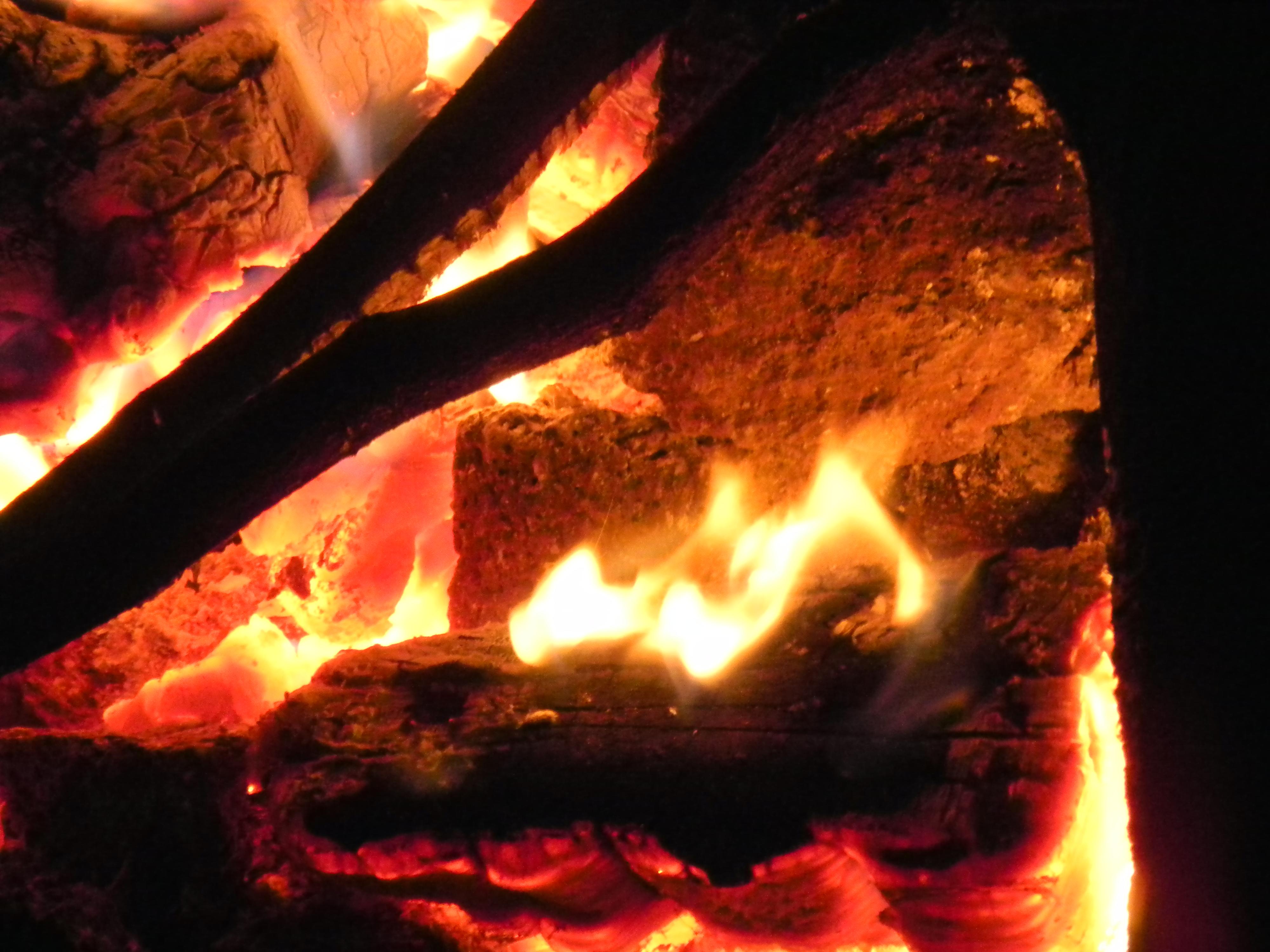 El corazón de fuego